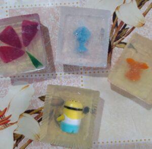 ръчно направен детски сапун